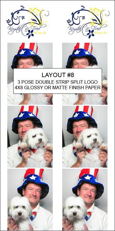 Boardwalk Photo Booth - Classic Photo Booth Rental - Vintage Photo